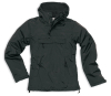 Ladies Windbreaker schwarz
