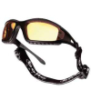 Tactical Brille `TRACKER´gelb